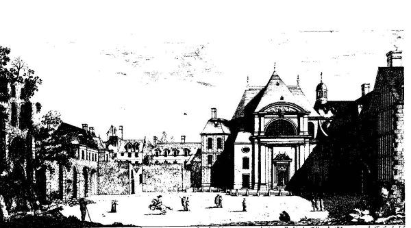 Port Royal d'eglise1